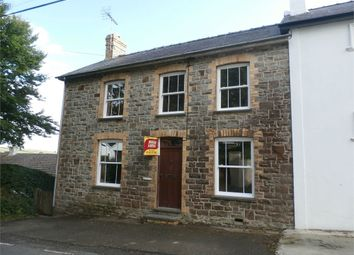 Thumbnail 3 bed semi-detached house for sale in Brynawel, Talgarreg, Llandysul, Ceredigion