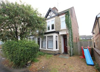 Thumbnail 4 bedroom semi-detached house to rent in Queens Drive West, Peterborough