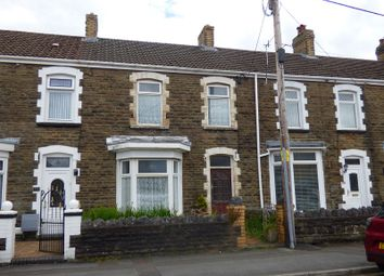 Thumbnail 3 bed terraced house for sale in Old Road, Briton Ferry, Neath .