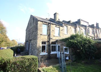 Thumbnail 2 bed end terrace house to rent in Lillands Lane, Rastrick, Brighouse, West