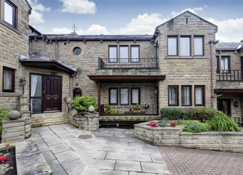Thumbnail 2 bed flat for sale in Hall Lee Fold, Lindley, Huddersfield