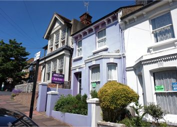 Thumbnail 3 bed terraced house for sale in Richmond Road, Brighton
