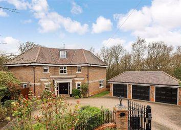 Thumbnail 5 bed detached house for sale in Fairgreen, Haldey Wood, Hertfordshire
