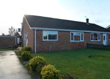 Thumbnail 2 bedroom bungalow to rent in Cullum Close, Swanton Morley, Dereham