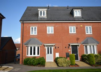 4 bed end terrace house for sale in Astoria Drive, Bannerbrook Park, Coventry CV4