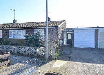 Thumbnail 2 bed semi-detached bungalow to rent in Lymington Road, Stevenage