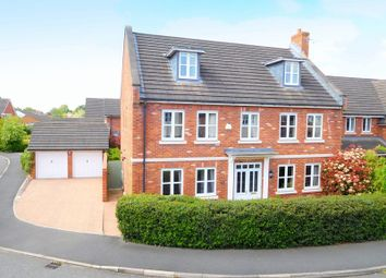 Thumbnail 5 bed detached house for sale in Haydn Jones Drive, Stapeley, Nantwich