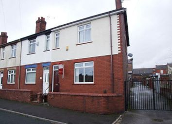 Thumbnail 2 bed end terrace house to rent in Glassbrook Street, Springfield, Wigan