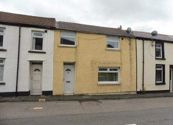 Thumbnail 2 bedroom terraced house for sale in Cardiff Road, Aberaman, Aberdare