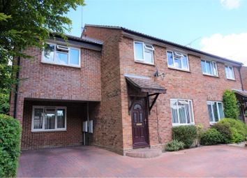 Thumbnail 4 bed semi-detached house for sale in Appledown Close, Alresford