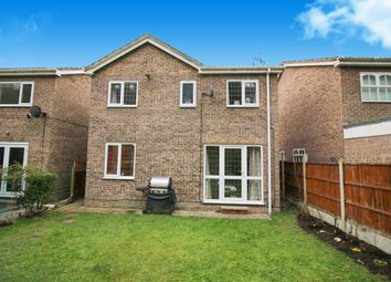 4 bed detached house for sale in Camelot Avenue, Nottingham NG5