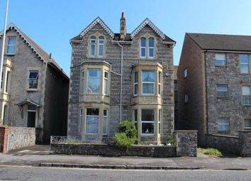 Thumbnail 1 bed flat to rent in Milton Road, Weston-Super-Mare, North Somerset