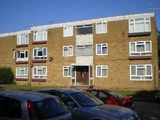 Thumbnail 1 bed flat to rent in Great Knightleys, Lee Chapel North
