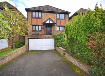Thumbnail 4 bed detached house for sale in Penton Hook Road, Staines
