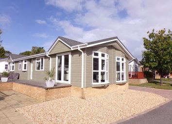 Thumbnail 2 bed bungalow for sale in Matchams Lane, Hurn, Christchurch