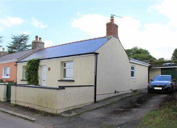 Thumbnail 3 bed cottage for sale in Cosheston, Pembroke Dock