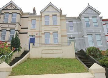 3 bed terraced house for sale in Coleridge Road, Lipson, Plymouth. PL4