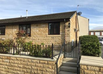 Thumbnail 2 bed semi-detached bungalow for sale in Dowry Street, Accrington, Lancashire