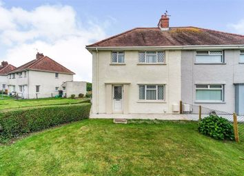 Thumbnail 3 bed semi-detached house for sale in Beech Crescent, Gorseinon, Swansea