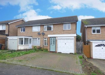 Thumbnail 3 bed semi-detached house for sale in Grenadier Road, Daventry