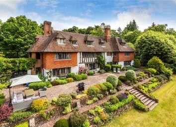 Gillhams Lane, Haslemere, Surrey GU27. 8 bed detached house for sale