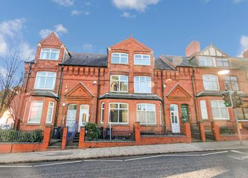 Thumbnail 5 bed terraced house for sale in Melbourne Road, Leicester