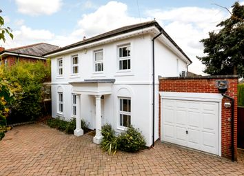 Thumbnail 4 bed detached house to rent in Coombe Lane West, Coombe, Kingston Upon Thames