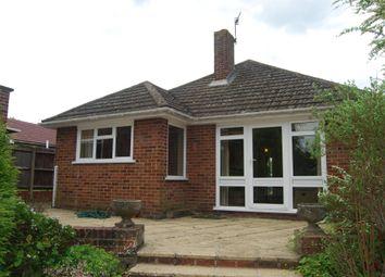 Thumbnail 2 bed detached bungalow to rent in Knighton Road, Otford, Sevenoaks
