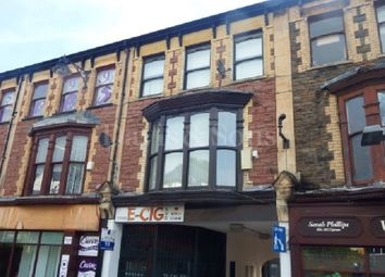 Thumbnail 1 bed flat to rent in Osborne Road, Pontypool, Monmouthshire.