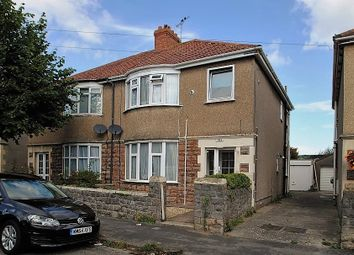 Thumbnail 3 bedroom semi-detached house for sale in Addicott Road, Weston-Super-Mare