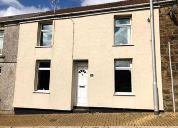 Thumbnail 2 bedroom terraced house for sale in Pembroke Terrace, Nantymoel, Bridgend