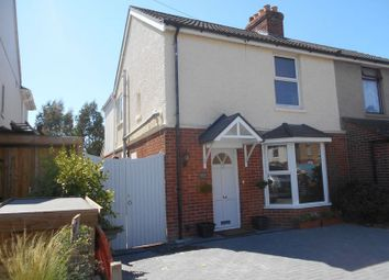 Thumbnail 3 bed semi-detached house to rent in Elms Road, Fareham