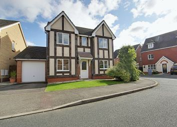 Thumbnail 4 bedroom detached house for sale in Warwick Drive, Beverley