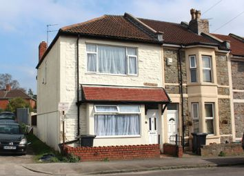Thumbnail 2 bed end terrace house for sale in Bellevue Road, St George, Bristol