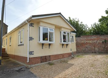 Thumbnail 2 bed property for sale in Lodge Park Homes, Tattershall, Lincoln