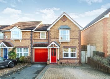 Thumbnail 3 bed end terrace house for sale in Normandie Close, Ludlow