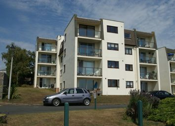 Thumbnail 2 bed flat for sale in Grafton Road, Torquay