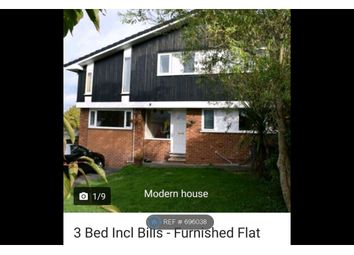 Thumbnail 3 bed flat to rent in Devonshire Avenue, Ripley