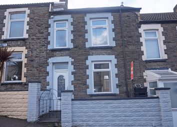 Thumbnail 2 bed terraced house for sale in Williams Terrace, Treharris