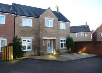 Thumbnail 3 bed semi-detached house for sale in Wren Place, Gillingham