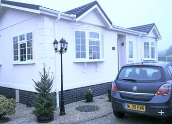 Thumbnail 3 bed bungalow for sale in Rosebank Park Homes Meadow Road, Leuchars, St. Andrews