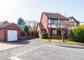 Thumbnail 3 bed detached house for sale in Brentwood Close, Eccleston, St. Helens
