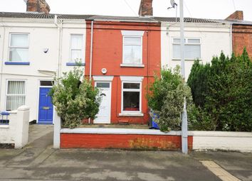 Thumbnail 2 bed terraced house to rent in Albion Road, Chesterfield