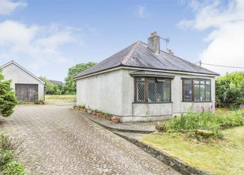 Thumbnail 4 bed detached bungalow for sale in Wades Close, Holyland Road, Pembroke