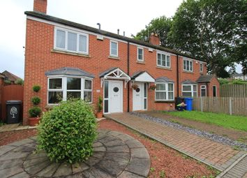 Thumbnail 3 bedroom terraced house for sale in Churchdale Mews, Sheffield