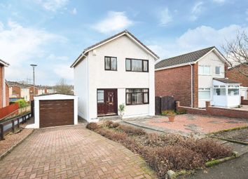 Thumbnail 3 bed detached house for sale in Ben Alder Drive, Paisley, Glasgow