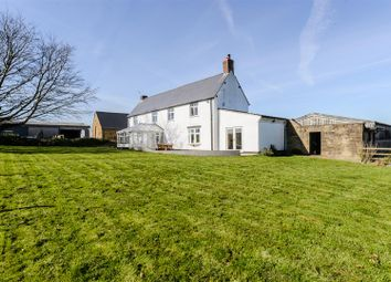 Thumbnail 3 bedroom detached house for sale in Pentrich, Ripley