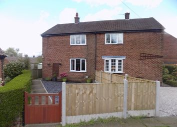 Thumbnail 3 bedroom semi-detached house for sale in Hawthorn Road, Weaverham, Northwich