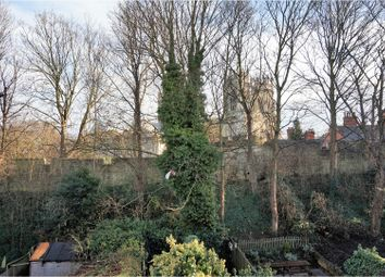 Thumbnail 2 bed flat for sale in 18 Gillygate, York