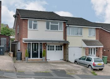 Thumbnail 3 bed semi-detached house for sale in Littlewoods, Crabbs Cross, Redditch